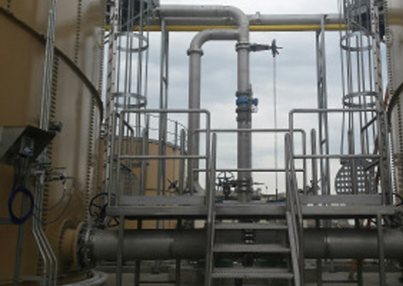 LAND O' LAKES PH NEUTRALIZATION SYSTEM & TRUCK SCALES FACILITY